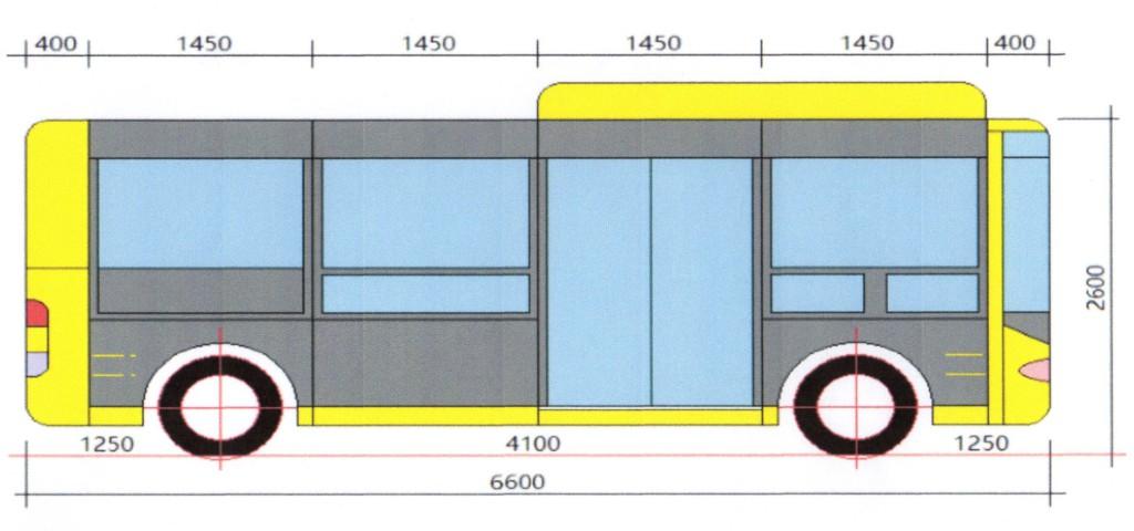 バスのサイズやバッテリーをカスタマイズ